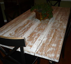 Barn Wood Dining Table Progress, Dining Room Ideas, Painted Furniture,  Woodworking Projects
