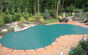 closing down pools what it means to have you covered, home maintenance repairs, pool designs, Measuring for Pool Covers