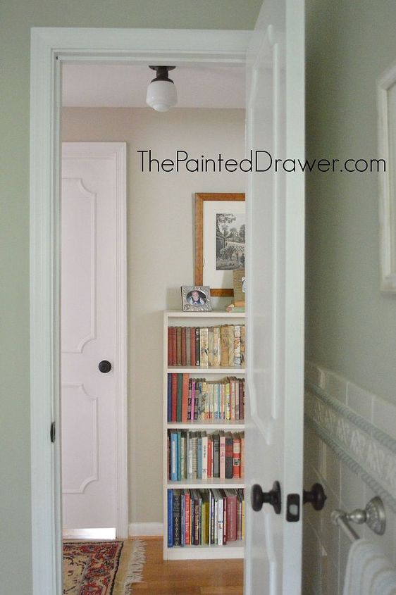 creating paneled doors for pennies, diy, doors, painting, woodworking projects
