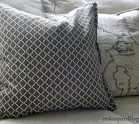 no sew zippered pillow cover crafts & No-Sew Zippered Pillow Cover | Hometalk pillowsntoast.com
