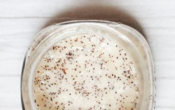 Two-Ingredient Hand Scrub for Gardeners