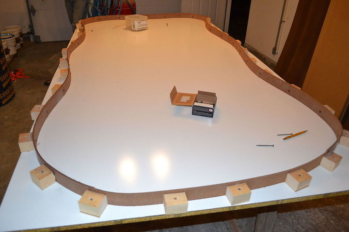 Concrete Patio Table | Hometalk