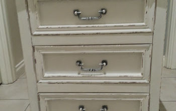 shabby chic chest of drawers, painted furniture, shabby chic