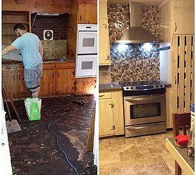 Diy Kitchen Makeover On A Budget Part - 39: A Diy Kitchen Makeover On A Small Budget, Diy, Home Improvement, Kitchen  Design