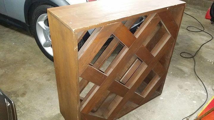 q wine rack repurpose ideas, repurposing upcycling, storage ideas