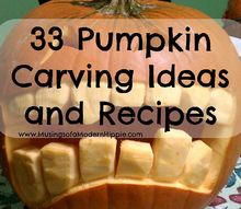 pumpkin carving ideas and recipes, crafts, halloween decorations