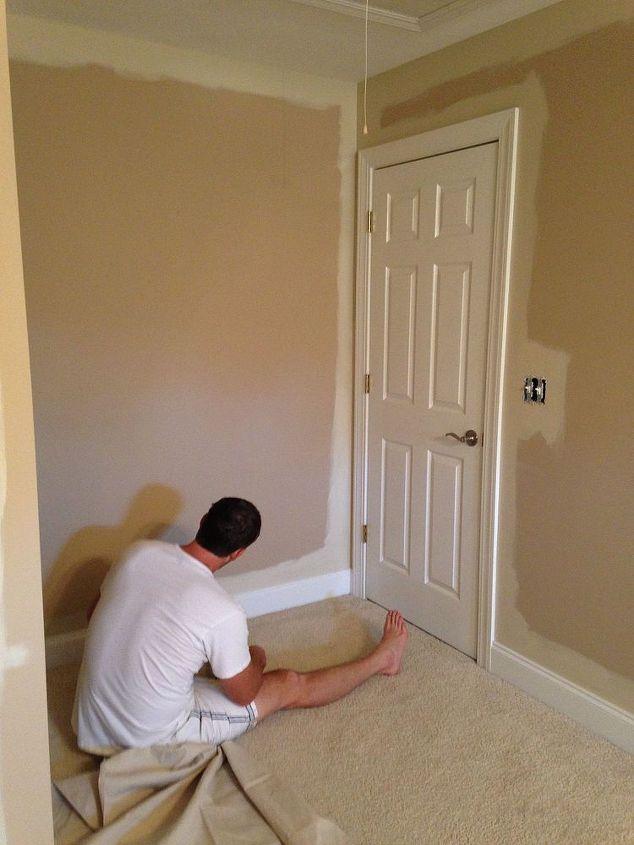 Painting Bedroom With Benjamin Moore