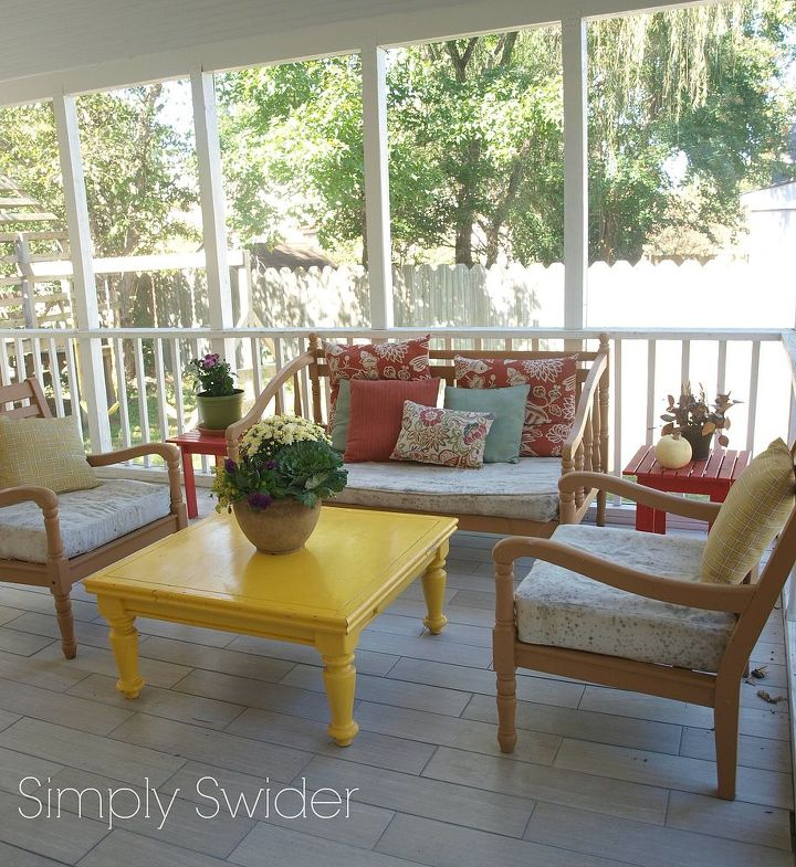 screened porch makeover outdoor decor decks outdoor living porches - Outdoor Screened Porches