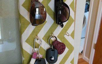 {Yet Another} Diy Sunglasses & Key Holder