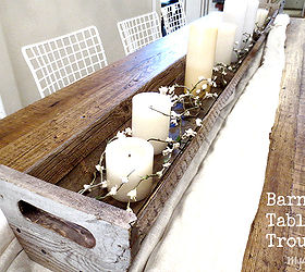 Superior Woodworking Table Centerpiece Fall Decor Trough, Crafts, Diy, Home Decor,  Rustic Furniture