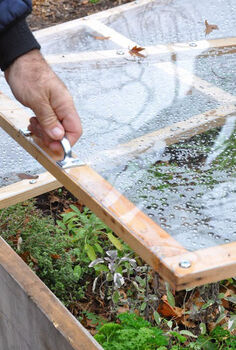 gardening cold frame raised bed quick, gardening, raised garden beds