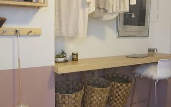 Before & After: Modern Laundry Room Reveal