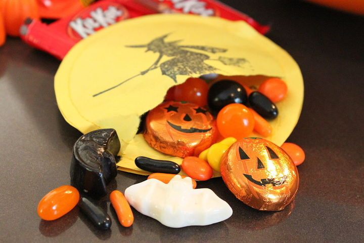 halloween decorations treat packs candy sewing, crafts, halloween decorations, seasonal holiday decor