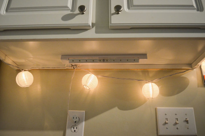 apartment lighting project battery operated led under cabinet light, kitchen cabinets, kitchen design, lighting