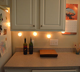 Apartment Lighting Project Battery Operated Led Under Cabinet Light, Kitchen  Cabinets, Kitchen Design,