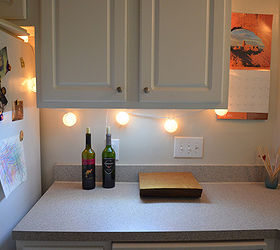 apartment lighting project battery operated led under cabinet light kitchen cabinets kitchen design