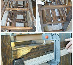 Woodworking Bathroom Vanity Open Shelf, Bathroom Ideas, Diy, Home  Improvement, Shelving Ideas
