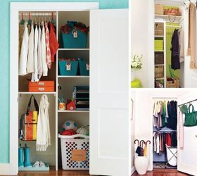 Organizing Coat Closet Ideas Storage, Closet, Organizing, Storage Ideas