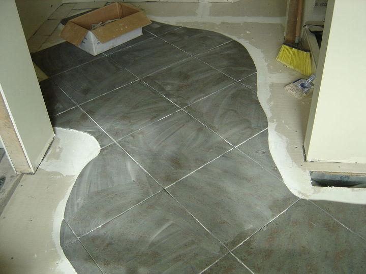 bathroom floor tile river, bathroom ideas, tile flooring, tiling