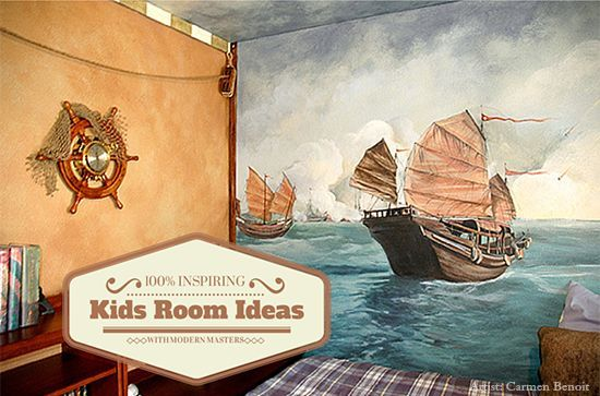 kids room inspiration modern masters, bedroom ideas, painting