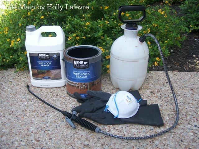 how to dye stain concrete floors, concrete masonry, diy, flooring, how to