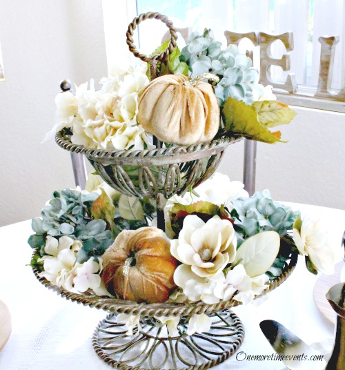 dining room ideas fall kitchen tablescape decor, kitchen design, seasonal holiday decor