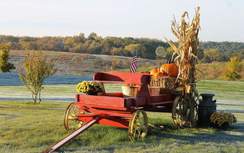 Fall With A Country Flair