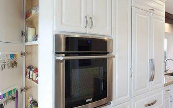 Beautiful Custom Kitchen Cabinet