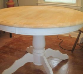 craigslist dining table makeover tutorial dining room ideas diy how to painted