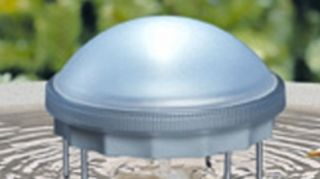 q bird baths mosquitos sand, gardening, outdoor living, pets animals, Solar Water Wiggler