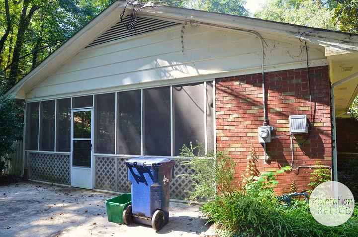 Turning a Carport Into Bedrooms | Hometalk