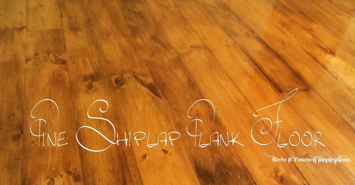 Making a new pine floor look old hometalk solutioingenieria Gallery