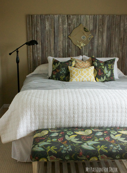 The Guest Bedroom-Vintage And on a Budget   Hometalk