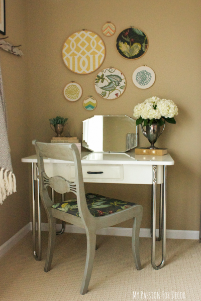 The Guest Bedroom-Vintage And on a Budget | Hometalk