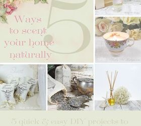 diy scent home naturally home decor & Top 5 DIY Ways to Scent Your Home Naturally | Hometalk