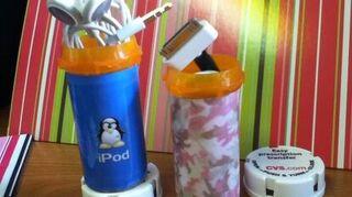 q repurpose pill bottles, crafts, repurposing upcycling
