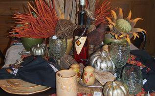 fall house tour home decor, home decor, seasonal holiday decor