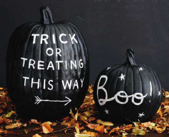 7 wicked pumpkin carving alternatives for halloween, crafts, halloween decorations, seasonal holiday decor