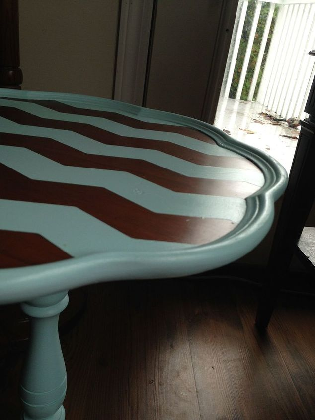 painted furniture chevron chalk paint, painted furniture