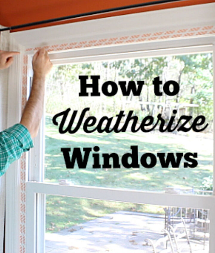 windows insulation tip weatherize frosting, home maintenance repairs, how to, windows