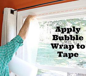 Ingenious Window Insulation Tip Hometalk