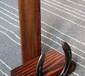 diy plate holder rustic horseshoe home decor repurposing upcycling wall decor & DIY Rustic Horseshoe Plate Holder | Hometalk