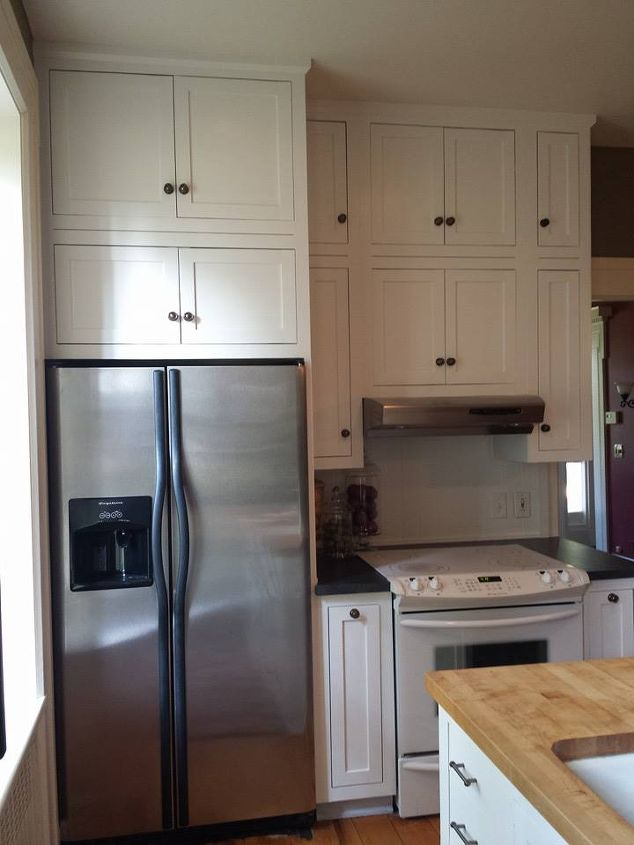 diy kitchen makeover for under 650 hometalk