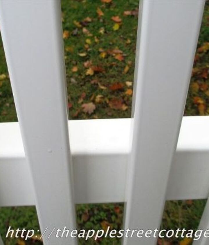 fences cleaning tips bleach spraying home, cleaning tips, fences, home maintenance repairs