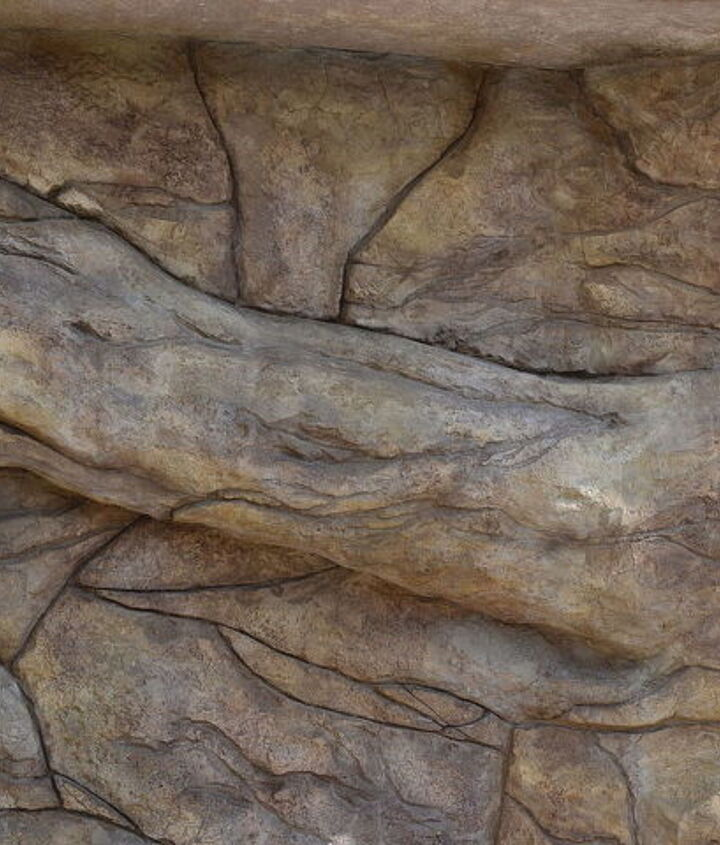 diy concrete retaining wall carved vertical, concrete masonry, diy