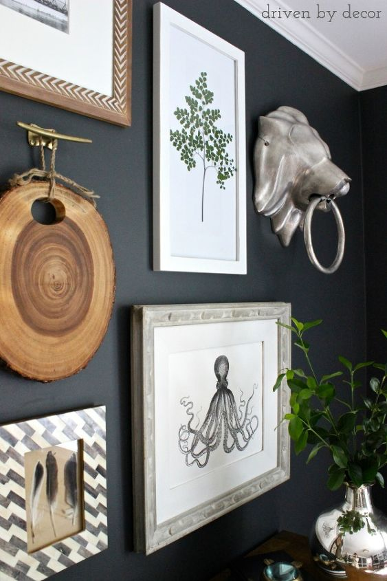 Creating An Eclectic Gallery Wall Home Decor