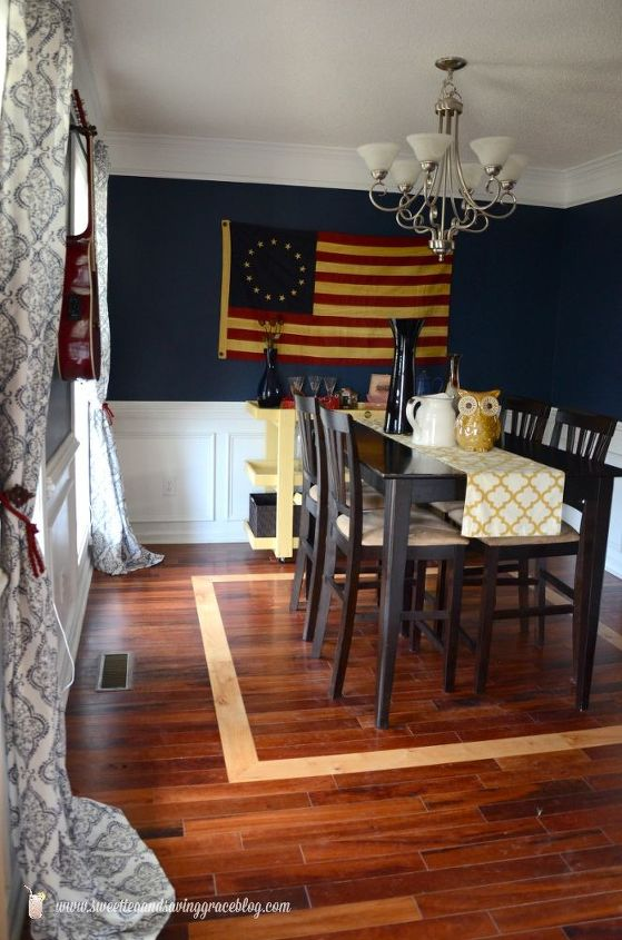 Americana Dining Room Decor | Hometalk