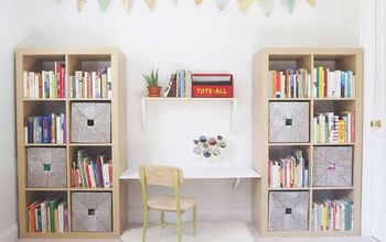 One Room Challenge Playroom Makeover!