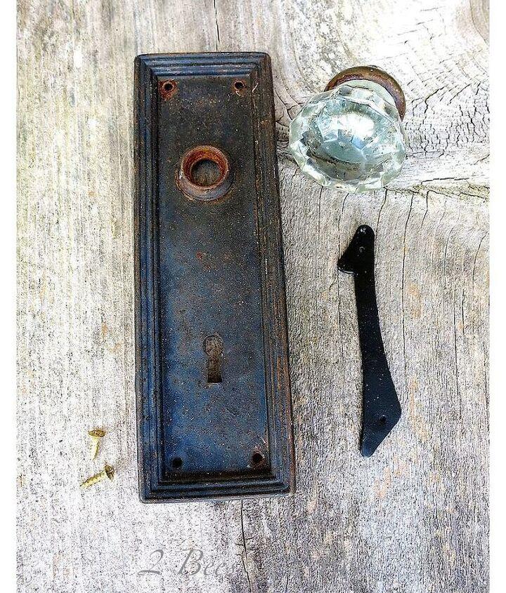 diy rustic wedding reception table numbers, crafts, diy, repurposing upcycling