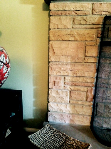 q fireplace makeover update ideas, fireplaces mantels